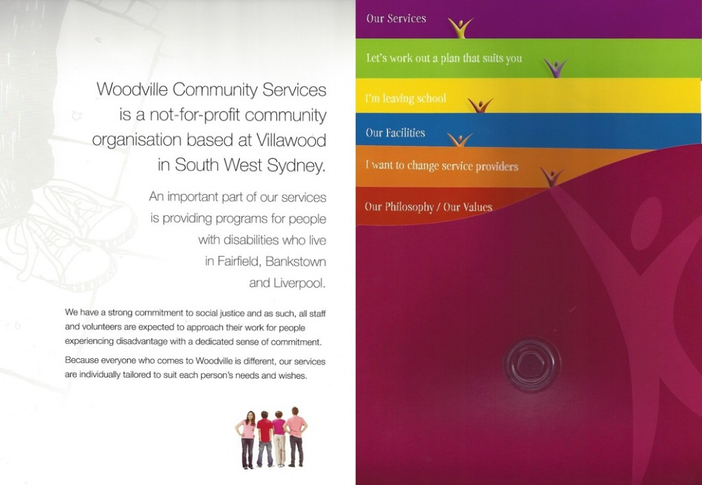 COMMUNITY SERVICES BROCHURE INSIDE
