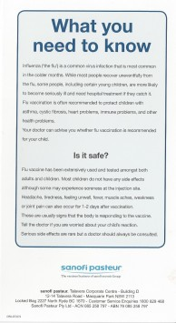 PATIENT EDUCATION LEAFLET -1