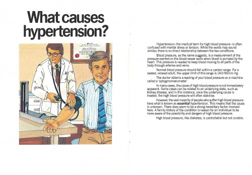 HYPERTENSION PATIENT LEAFLET -2